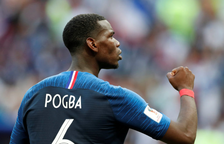 Fighting Talk: Pogba has a message for the haters as France reach World Cup final