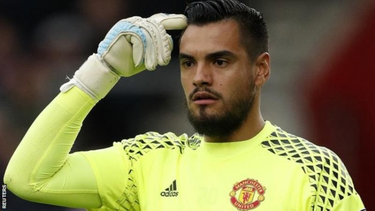 Could Sergio Romero Be Heading Out Of Man Utd Boca