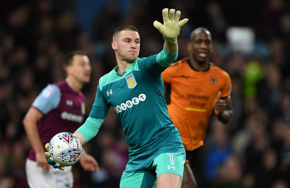 What Sam Johnstone said after leaving Man Utd for West Brom