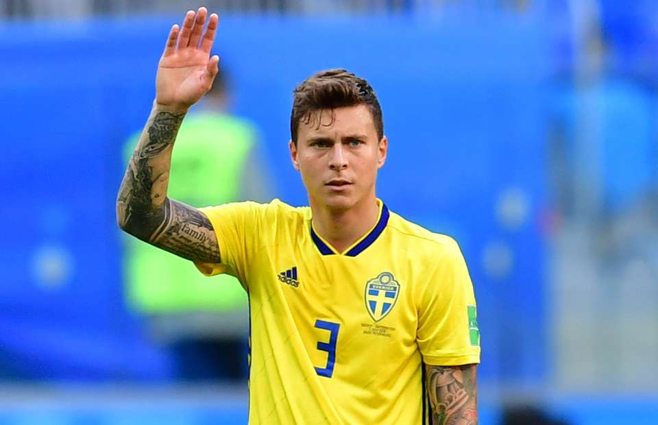 This World Cup can be the making of Victor Lindelof at Man Utd