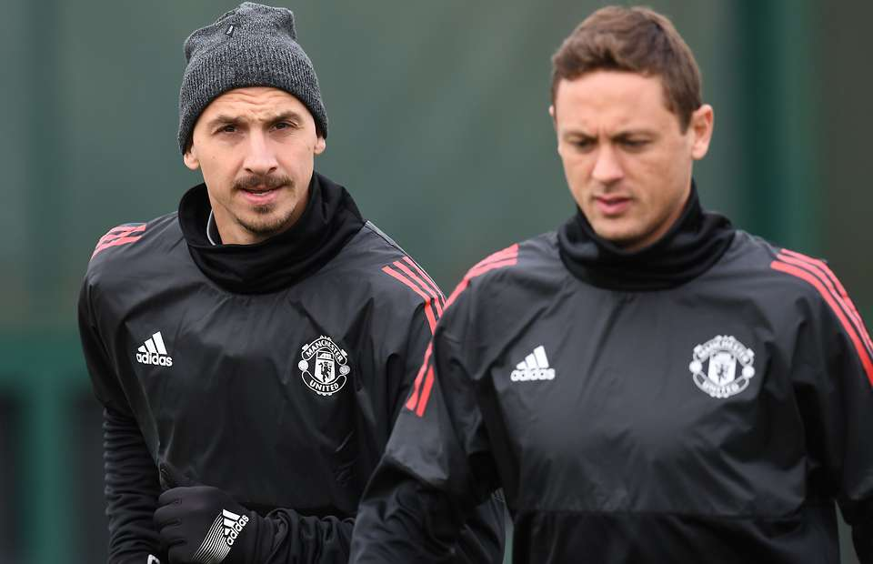 Zlatan pops funny joke at Man Utd midfielder on holiday