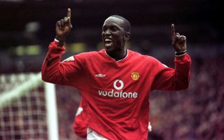 36025441b2a Dwight Yorke  20 years on from his arrival - The smile