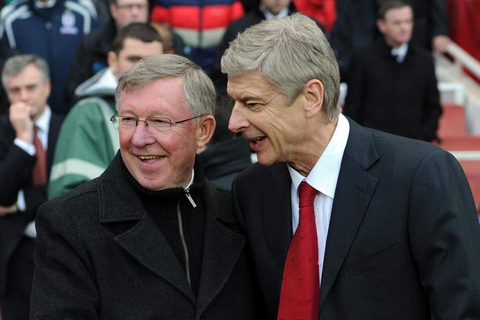 Man Utd legend reveals why Ferguson ended bitter feud with Wenger