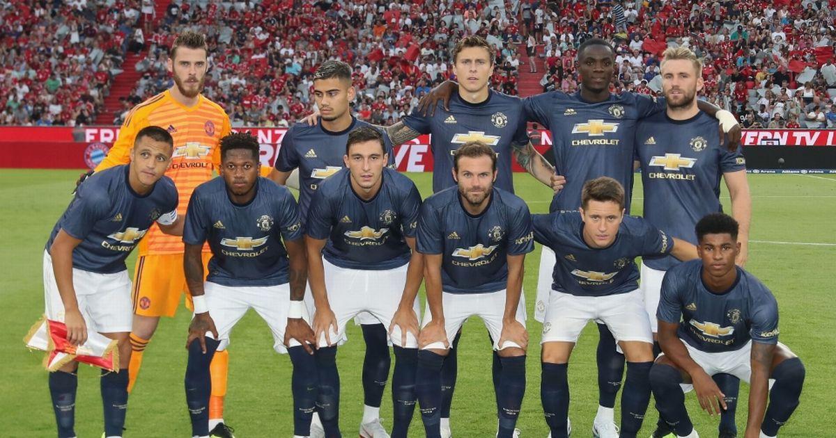 27dee0850 'Same old pedestrian United' - Five things we learned from Man Utd's  pre-season