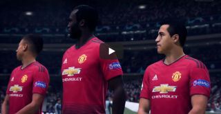 Video: FIFA 19 official Champions League hymn and opening, featuring