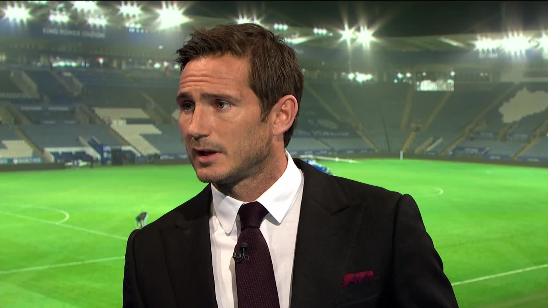 Lampard: Mourinho will be supportive of my career, but not ...