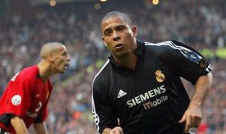 6e86c7c0ed4 Real Madrid legend Ronaldo picks 2003 Champions League match against Man Utd  as his favourite moment