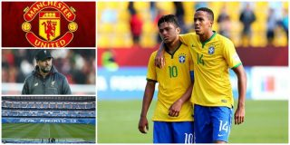 86575479f Man Utd and Liverpool pursuit to sign 20-year-old Brazil international hit  by Real Madrid interest