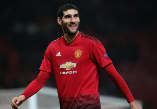 0b36ab6a7 Chinese club in talks with Man Utd over Marouane Fellaini