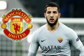 e63955a09 Man Utd hold talks with agent over Roma defender Kostas Manolas  €36m  clause in contract