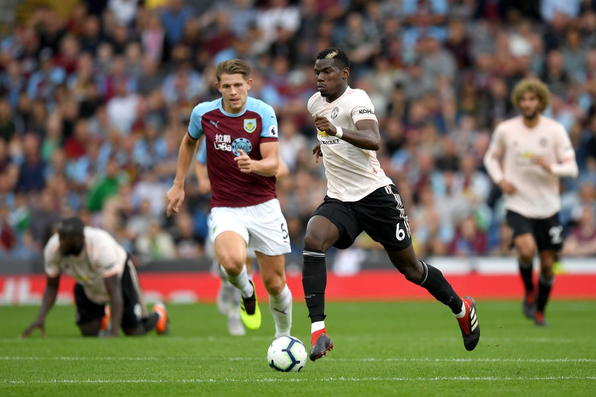 The Brief History Manchester United Vs Burnley