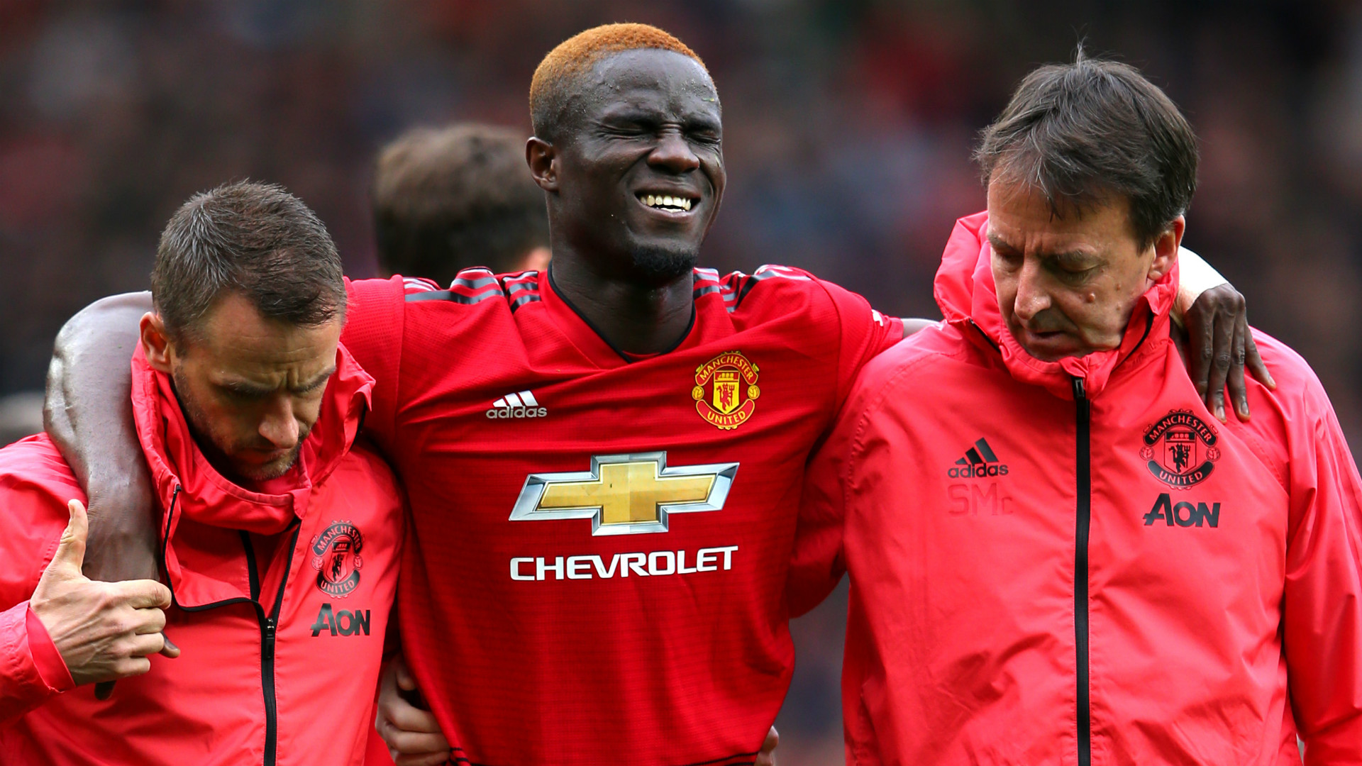 United rest Manchester Eric Bailly defender out ruled for