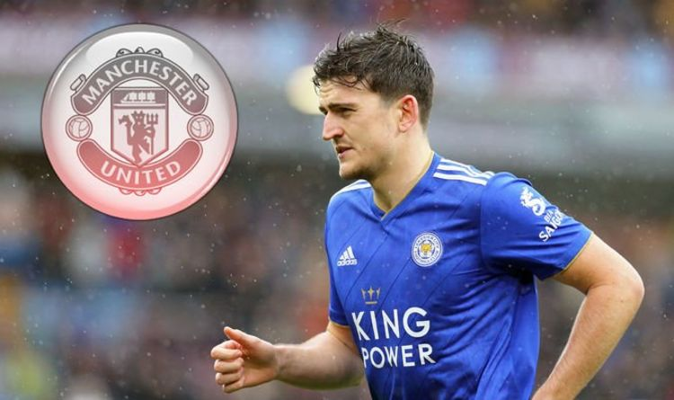 Man Utd have tabled new world record £80m bid for Maguire