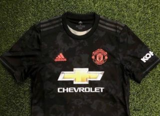 check out 78022 2c14e Photos: Manchester United third kit for 2019/20 leaked