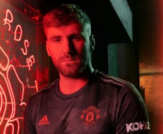 timeless design c76f7 51f4f Manchester United 2019/20 third kit released with a hint of ...