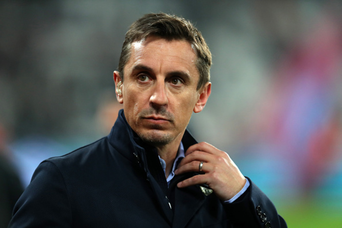 Gary Neville gives damning verdict on Premier League in COVID-19 crisis