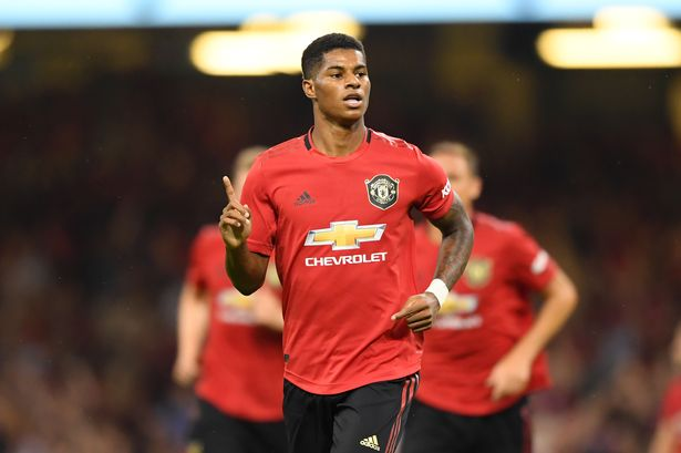 Marcus Rashford Makes Incredibly Classy Gesture To Man Utd Fan