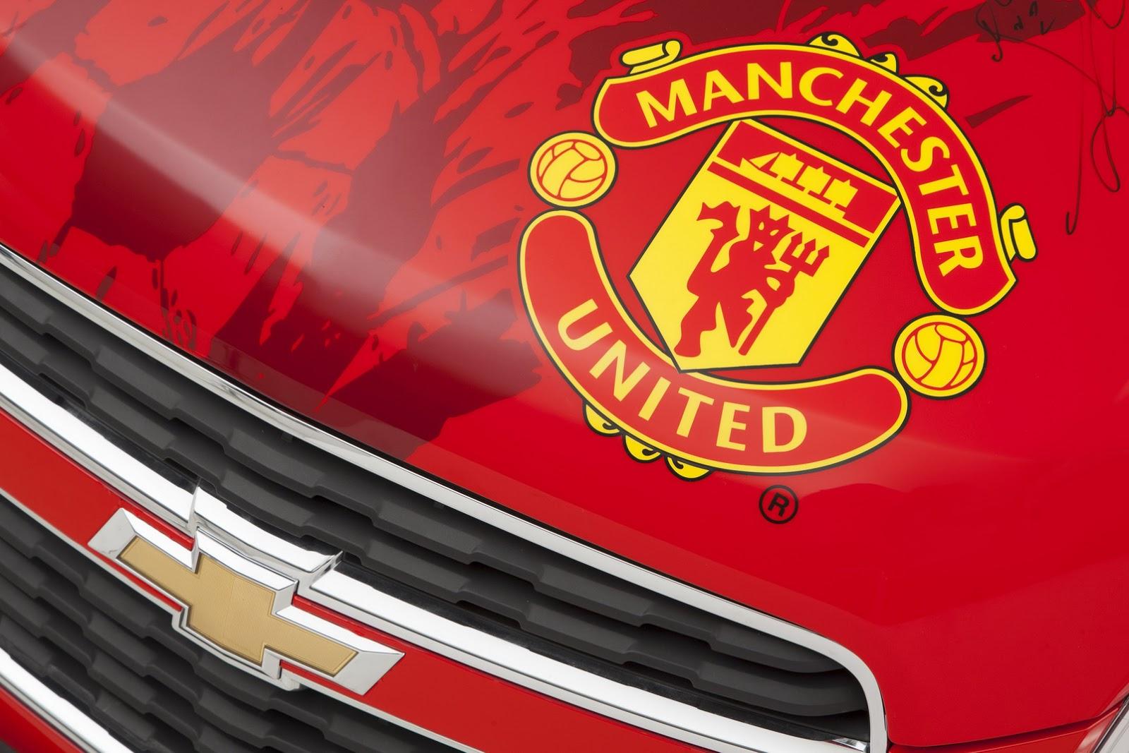 Man Utd Seek New Shirt Sponsor As Chevrolet Deal Expires In 2021