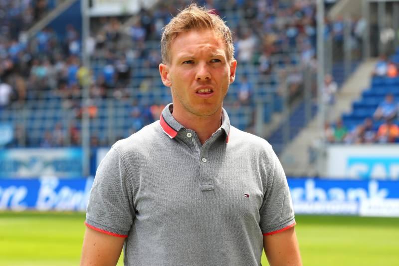 Julian Nagelsmann: Meet Hoffenheim manager and Europe's ...  |Julian Nagelsmann