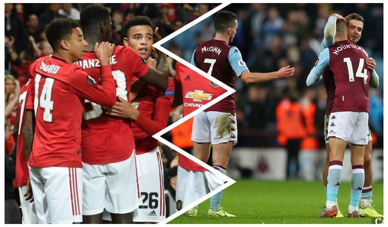 review terbaru: Get Man Utd Vs Aston Villa Pre Season PNG