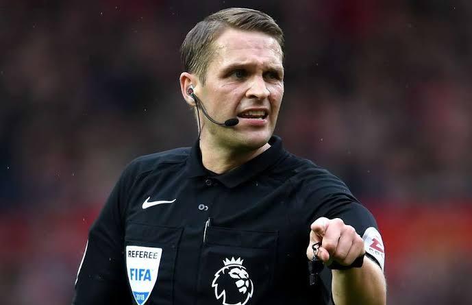 Hasil gambar untuk craig pawson referee