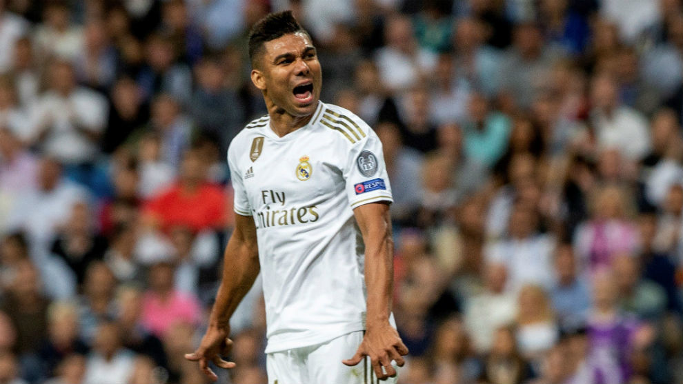Real Madrid star Casemiro has tempting Man Utd & Liverpool offers