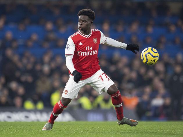Man Utd tracking €13m-rated Arsenal starlet Bukayo Saka