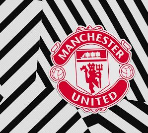 Photo Manchester United 2020 21 Dazzle Camo Design Away Kit Leaked