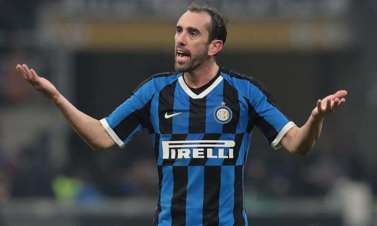 Man Utd eye swoop for Inter Milan centre-back Diego Godin