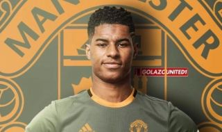 Photo Excited Man United Fans React To Next Season S Potential Third Kit