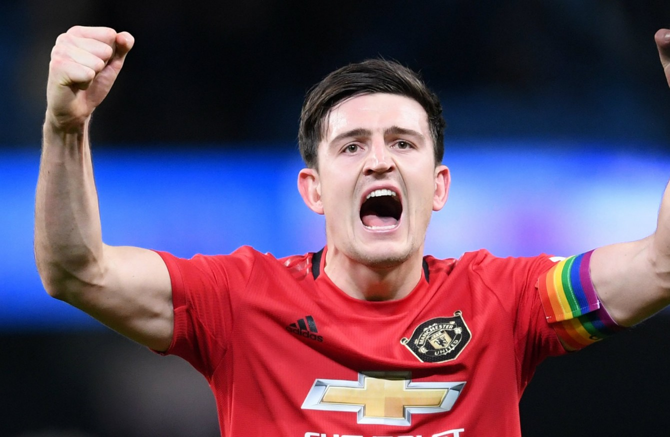 The 27-year old son of father (?) and mother(?) Harry Maguire in 2020 photo. Harry Maguire earned a million dollar salary - leaving the net worth at million in 2020