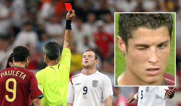 Cristiano Ronaldo vs Wayne Rooney 2006