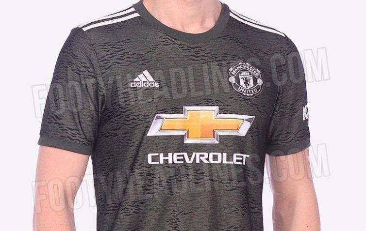 Photos Man United S Adidas Away Kit For 2020 21 Season Leaked