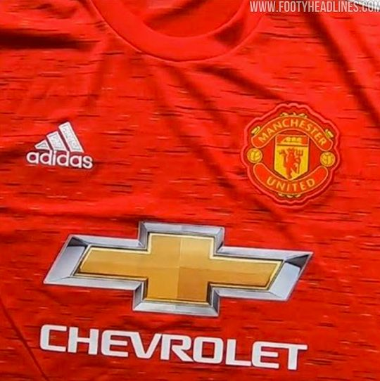 Photos Man United Fans React To Leaked 2020 2021 Home Shirt