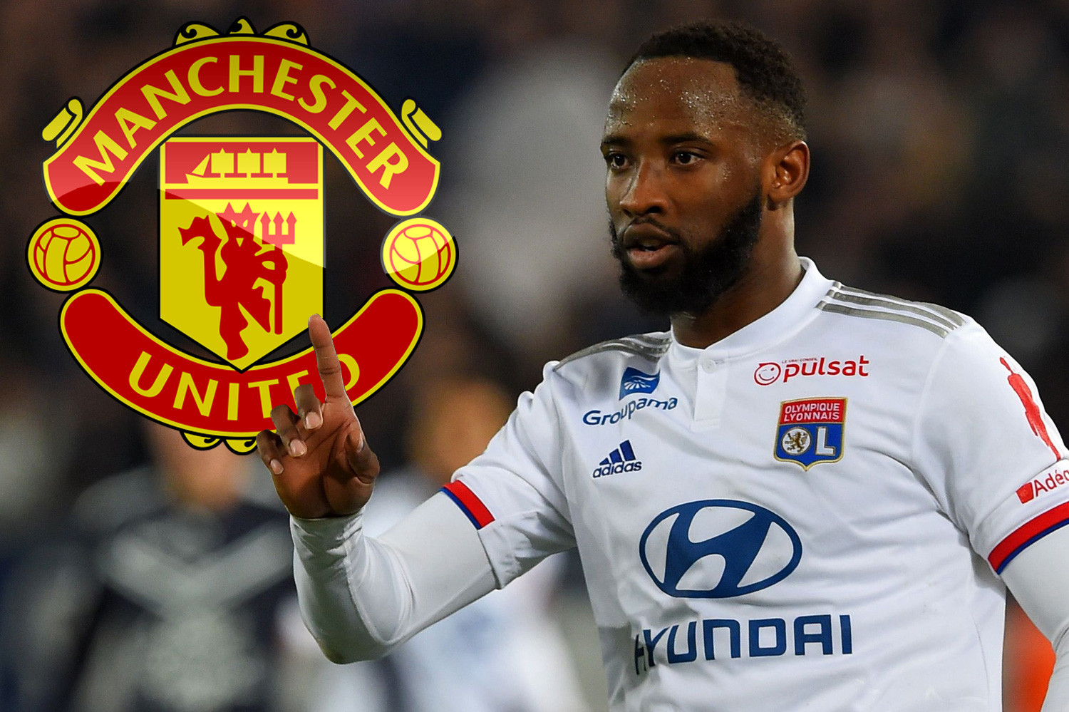 Man United confident of Moussa Dembele deal   Stretty News