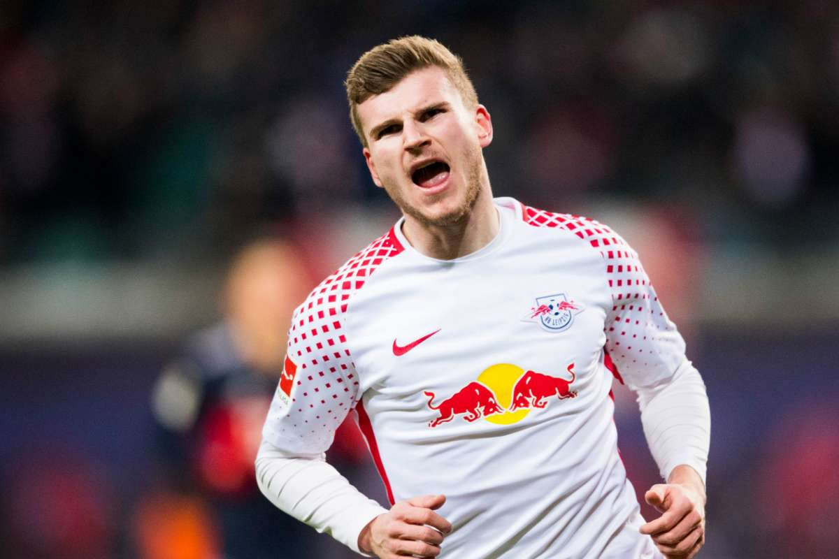 Timo Werner will wait for Liverpool rather than join Manchester United