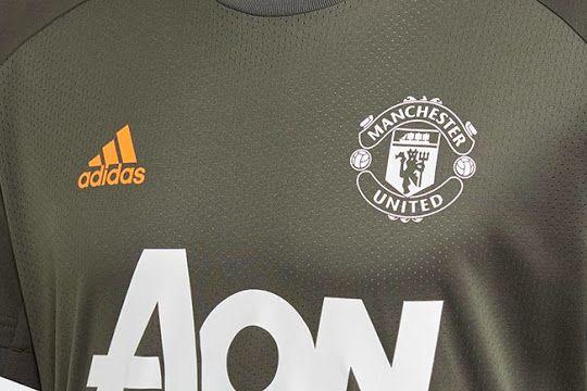 Photos Man United S 2020 21 Adidas Training Kits Have Been Revealed
