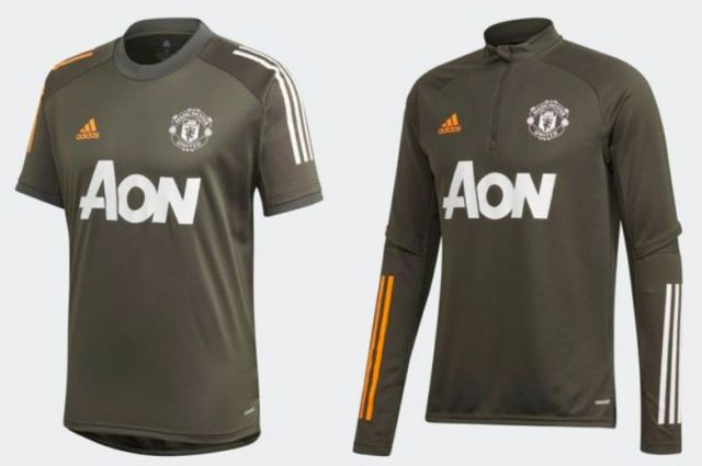 Photos: Man United's 2020/21 Adidas training kits have been revealed