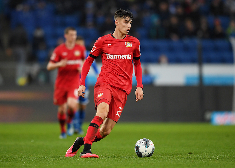 Havertz stance on Man Utd transfer has fans excited but there is a ...
