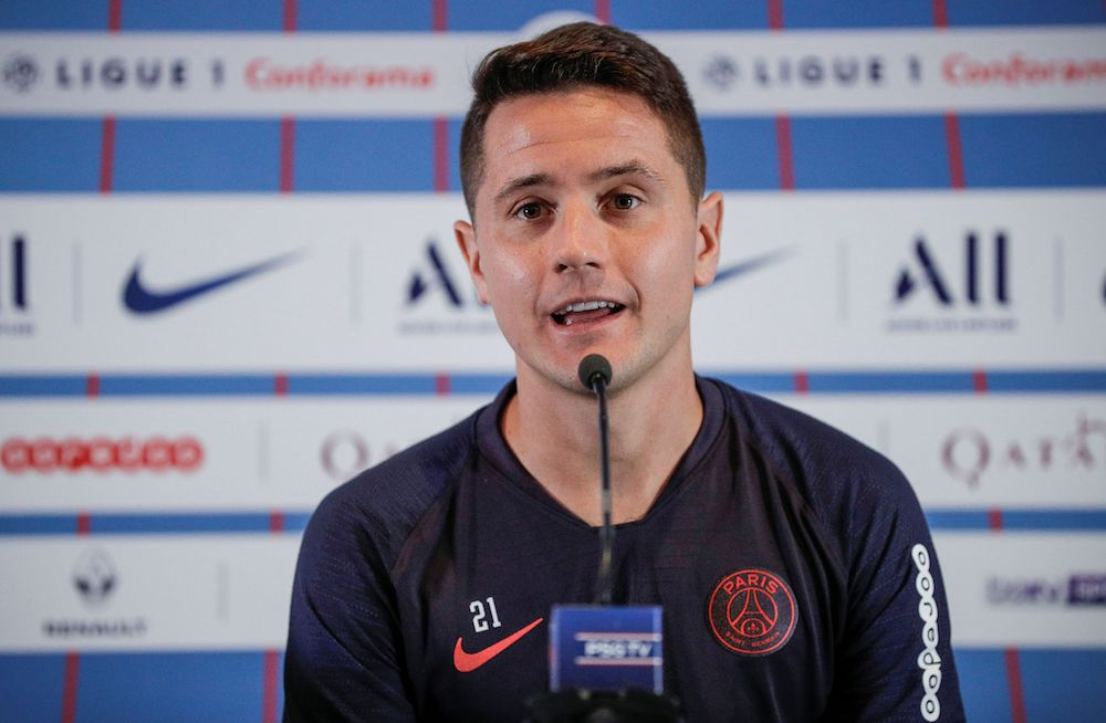 Ander Herrera Left Sad Over Lack Of Attention From