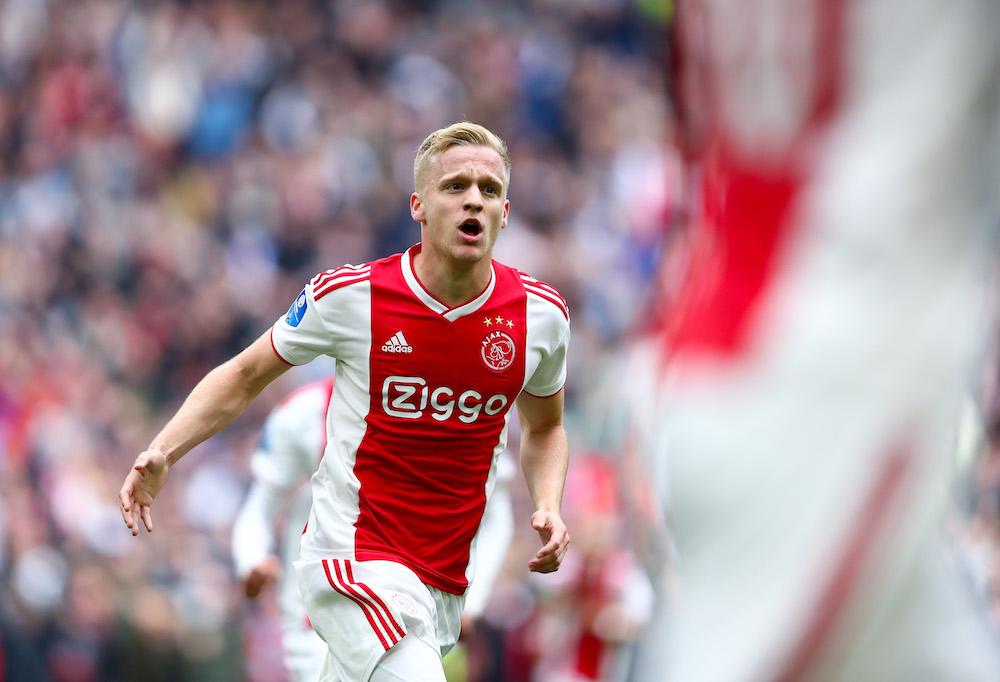 Donny Van De Beek Makes Admission Amid Man Utd Transfer Interest