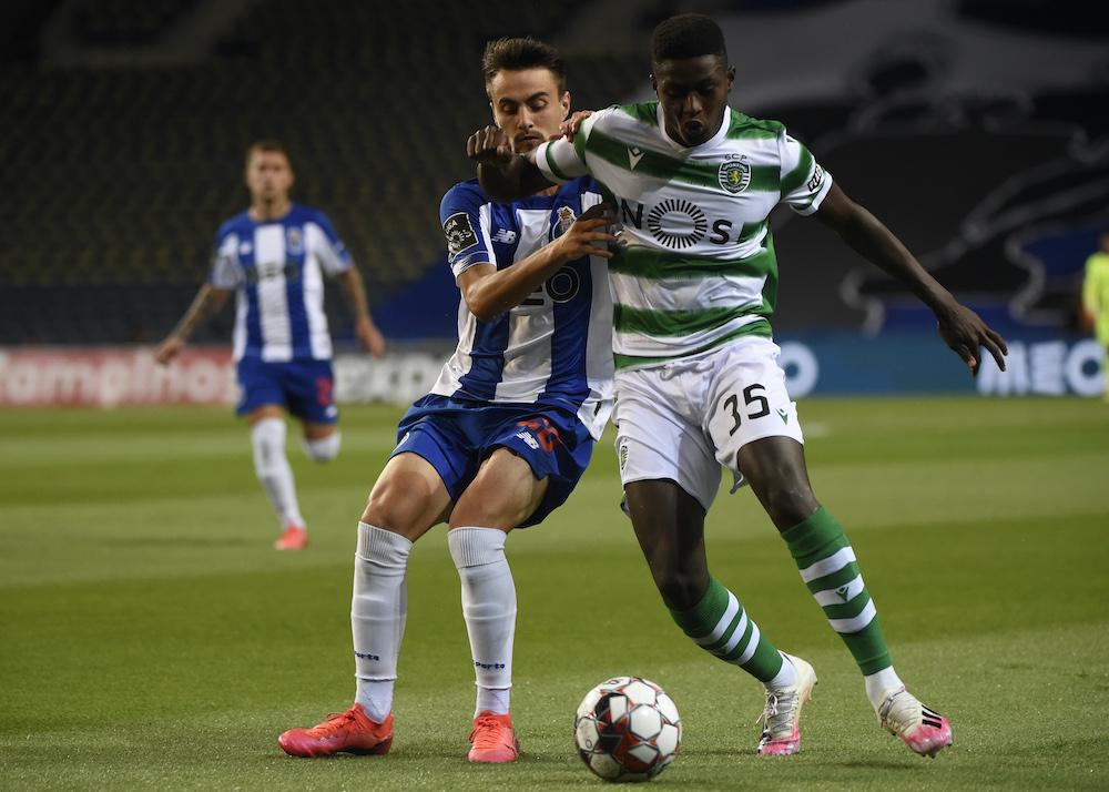 Ole Gunnar Solskjaer tracking highly rated Sporting Lisbon full-back