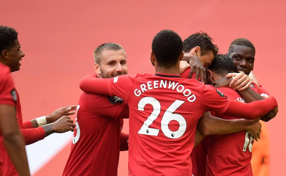 Chấm điểm Man Utd 5-2 Bournemouth: Dấu ấn Greenwood và Bruno