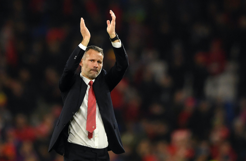 Ryan Giggs sends message to United's Daniel James over current form