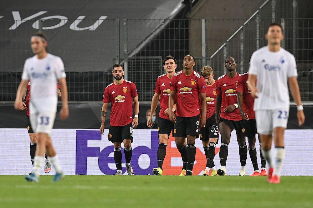Man Utd Player Ratings V Fc Copenhagen Mata And Martial Shine