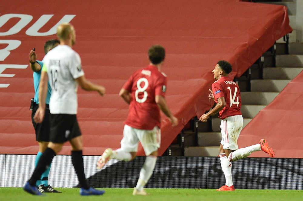 Man United player ratings v LASK: Daniel James and Juan Mata poor