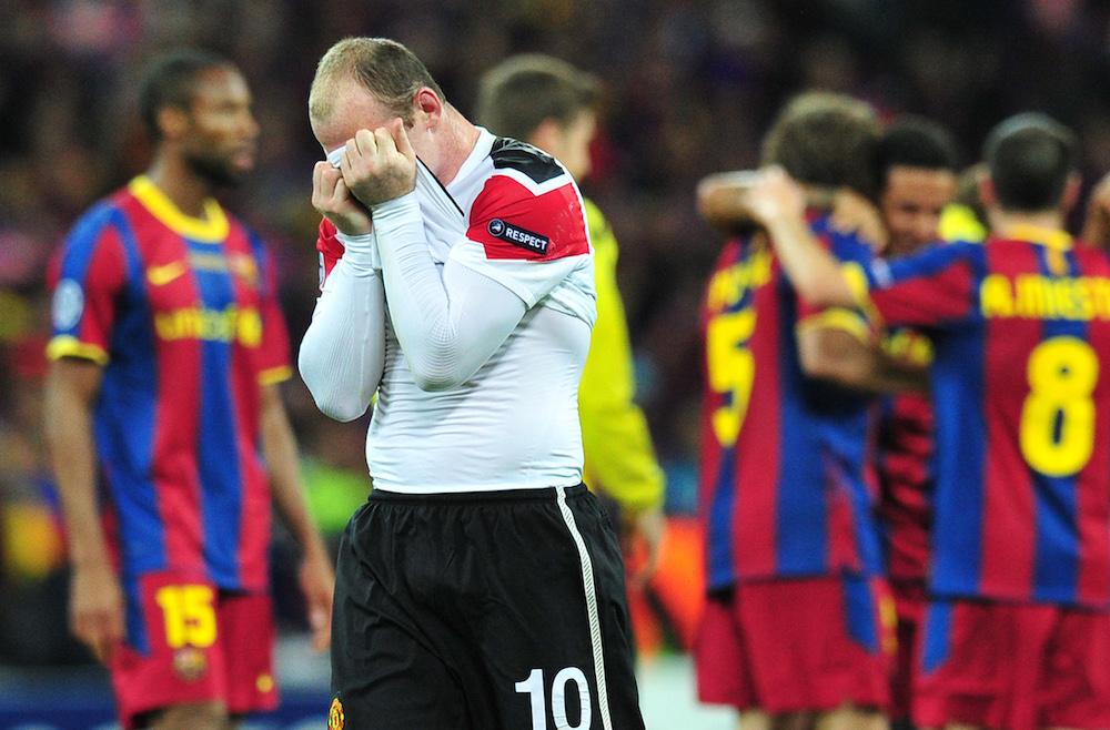 Rooney Barcelona