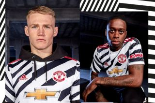 Manchester United 2019 20 Third Kit Released With A Hint Of Orange Stretty News
