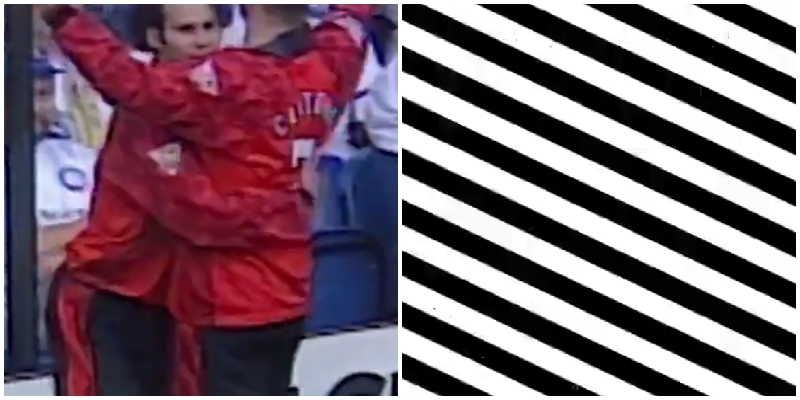 Video Manchester United Tease Zebra Kit Design In Twitter Clip