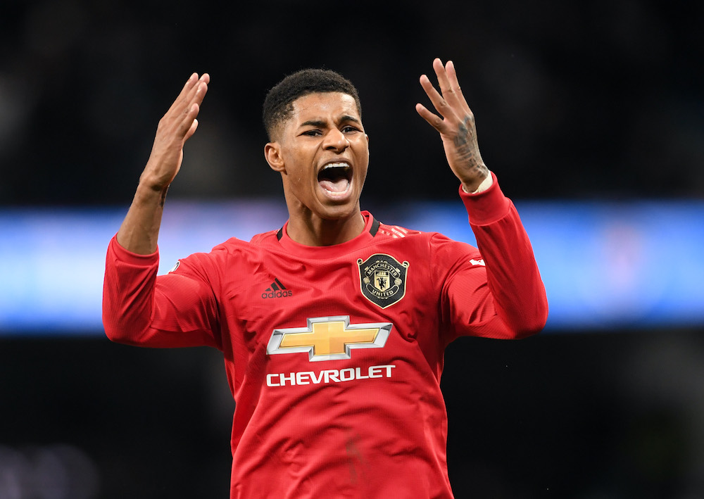 Marcus Rashford Hits Out At Kevin Hollinrake S Child Hunger Tweet
